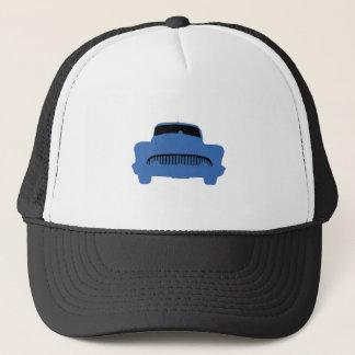 Buick Pop-Kunst-Blau 1953 Truckerkappe
