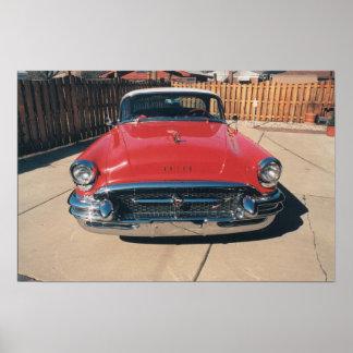 Buick- Roadmasterplakat 1955 Poster