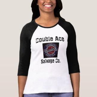 buick Service-Vorhänge, doppeltes As, T-Shirt