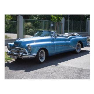 Buick Skylark 1953 Postkarte