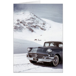 Buick und Colorado-Berg Karte