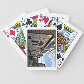 Buildingscape Nahala'ot Poker-Karten Bicycle Spielkarten