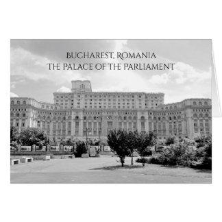 Bukarest, Rumänien Karte