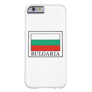 Bulgarien Barely There iPhone 6 Hülle