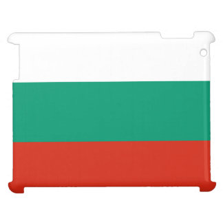 Bulgarien-Flagge iPad Hülle