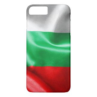 Bulgarien-Flagge iPhone 7 Plusfall iPhone 8 Plus/7 Plus Hülle