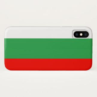 Bulgarien iPhone X Hülle
