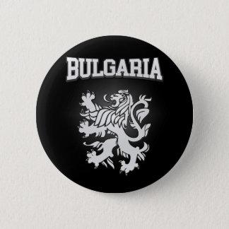 Bulgarien-Wappen Runder Button 5,1 Cm