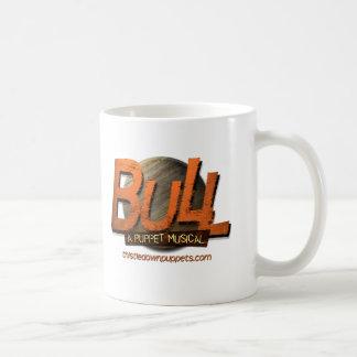 BULL: Eine Marionetten-Musical-Tasse Tasse