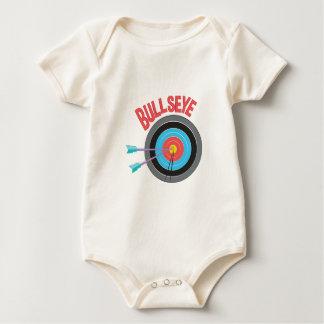 Bullauge Baby Strampler