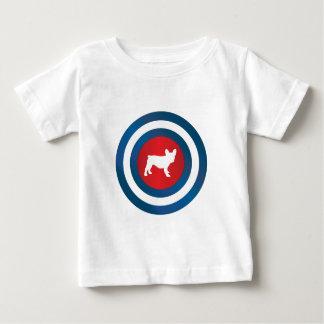 Bullauge Frenchie (b) Baby T-shirt