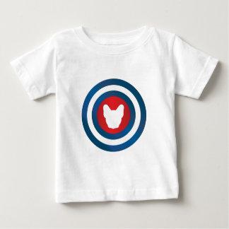 Bullauge Frenchie Baby T-shirt