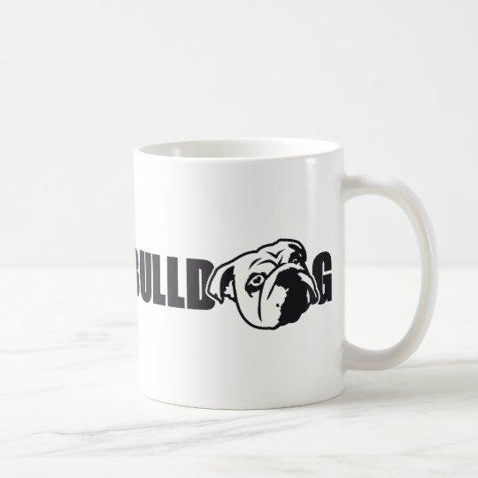 Bulldog v2 1c kaffeetasse