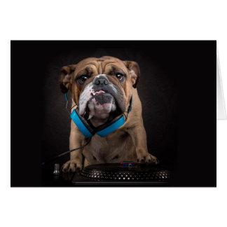 Bulldogge DJ - DJ verfolgen Karte