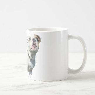Bulldogge Kaffeetasse