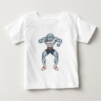 Bulldogge Shotputter Baby T-shirt