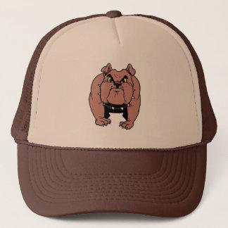 Bulldoggen-Hut mit Muskeln Truckerkappe
