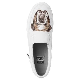 Bulldoggenturnschuhe Slip-On Sneaker