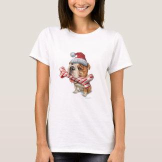 Bulldoggenweihnachten T-Shirt