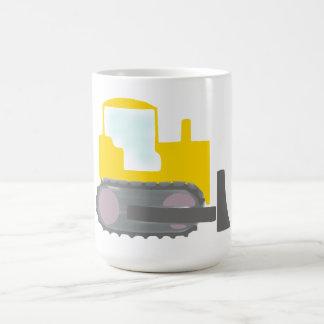 Bulldozer Kaffeetasse