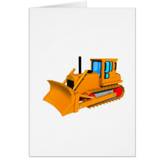 Bulldozer Karte