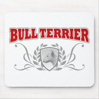 Bullterrier COA-Rottext Mousepad