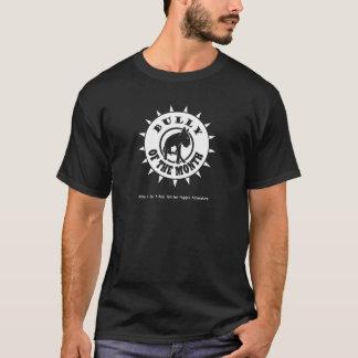Bullterrier des Monats-Weiß T-Shirt
