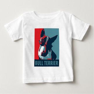 Bullterrier-politische Parodie Tshirts