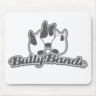 Bullterrier - Tyrann Bande Mousepad
