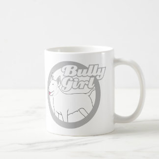 Bullterrier - TYRANN-MÄDCHEN Kaffeetasse