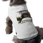 "Bumblesnot: Haustier-Shirt ""Mitglied der Hummel-Cr Hund Tshirts"