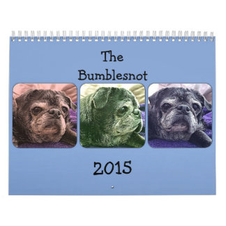 Bumblesnot Kalender 2015