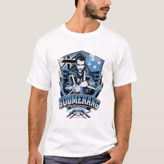 Bumerang-Abzeichen der Selbstmord-Gruppe-| T-Shirt