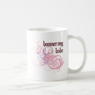 Bumerang-Baby Kaffeetasse