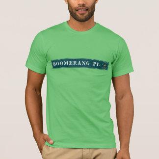 Bumerang-Platz, Sidney, australischer T-Shirt