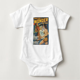 Bumerang-Stromkreis Baby Strampler
