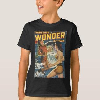 Bumerang-Stromkreis T-Shirt
