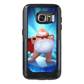 Bund-Krieger Kapitän-Underpants | auf Dach OtterBox Samsung Galaxy S7 Hülle