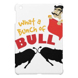 Bündel von Stier iPad Mini Hüllen