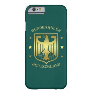 Bundesadler Deutschland Glanz-Gold Barely There iPhone 6 Hülle