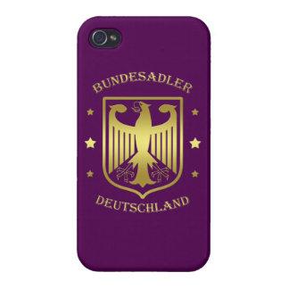 Bundesadler Deutschland Glanz-Gold