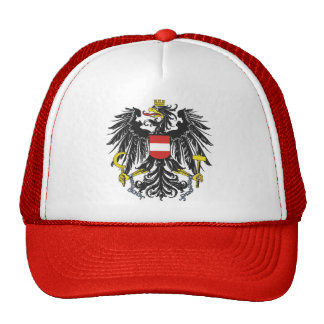 Bundesadler Österreich Trucker Mütze