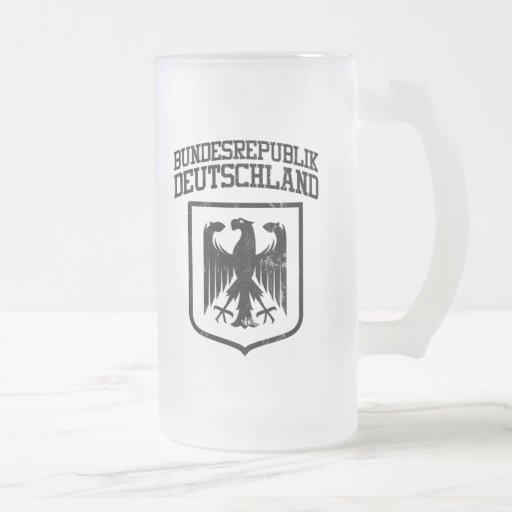 Bundesrepublik Deutschland/Deutscher Eagle Teetasse