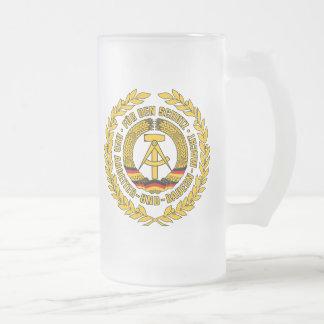 Bundesrepublik Deutschland/Ostdeutschland-Wappen Teehaferl