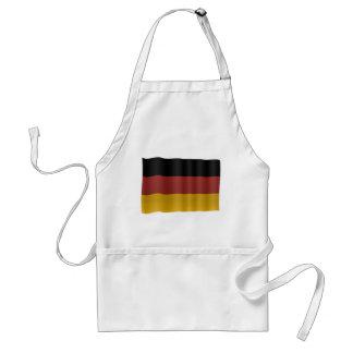 Bundesrepublik Deutschland Schürze
