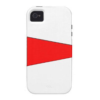 Bundeswehr Bootswimpel Generalleutnant Vibe iPhone 4 Case