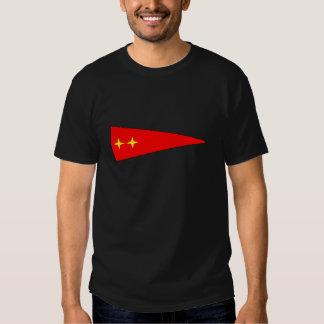 Bundeswehr Bootswimpel Generalmajor T-shirt