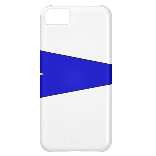 Bundeswehr Bootswimpel Vizeadmiral iPhone 5C Cover