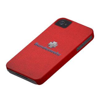 Bundeswehr-Emblem Case-Mate iPhone 4 Hüllen