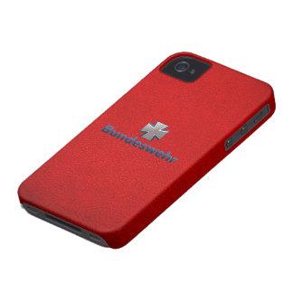 Bundeswehr-Emblem Case-Mate iPhone 4 Hülle